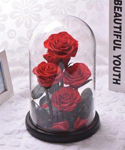 Bouquet De Rose Éternelle